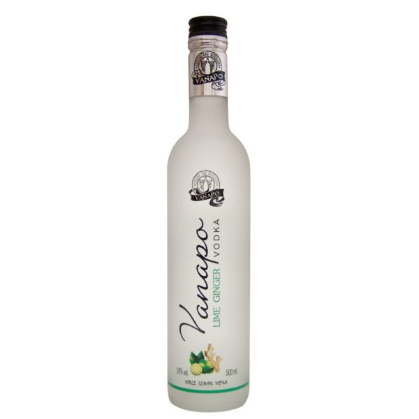 2018 01 06 12 40 30 9 8 SLOVAK VODKA 4ks list POPIS.pdf SumatraPDF 600x600 - LIME GINGER VODKA 38% 0.5l