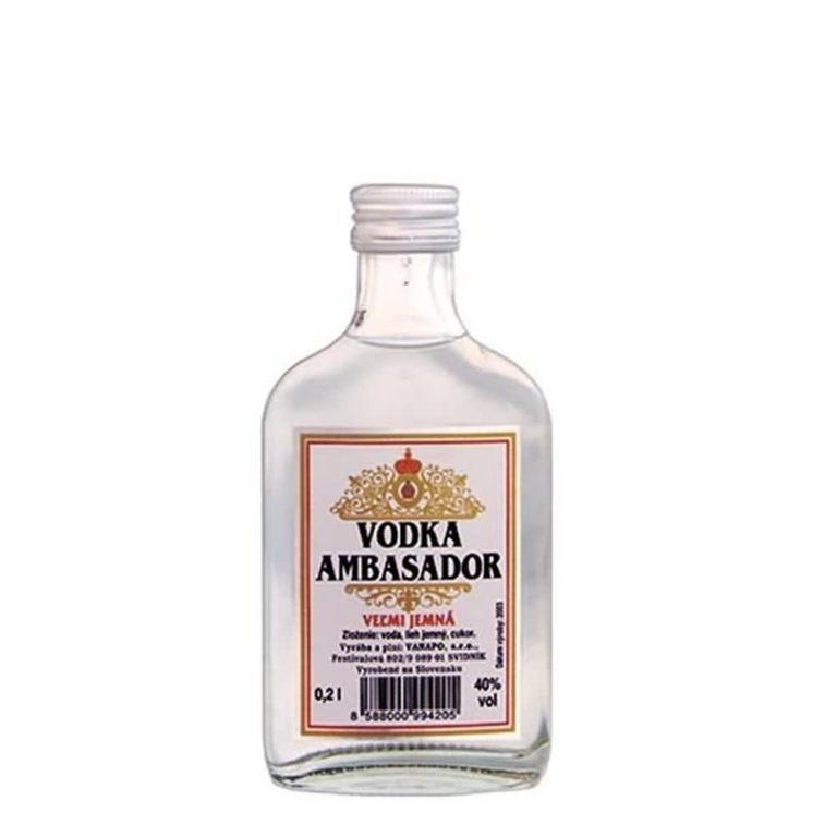 Ambasador vodka 40 02l 1 768x768 - Ambasador vodka 40% 0.2l