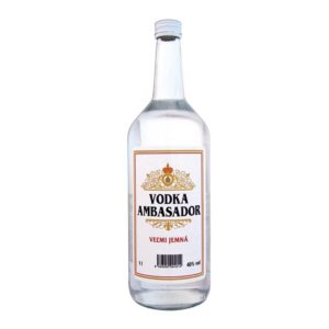 Ambasador vodka 40 1l 1 300x300 - Ambasador vodka 40% 1l