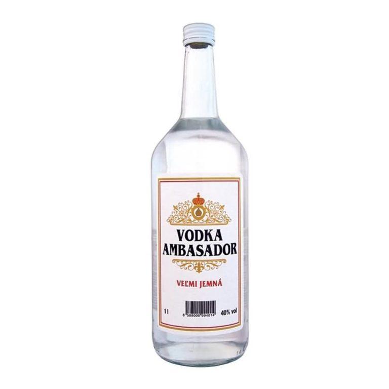 Ambasador vodka 40 1l 1 768x768 - Ambasador vodka 40% 1l