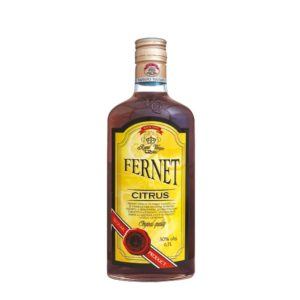 Fernet Citrus Royalweb 300x300 - Fernet Citrus Royal 30% 0.7l