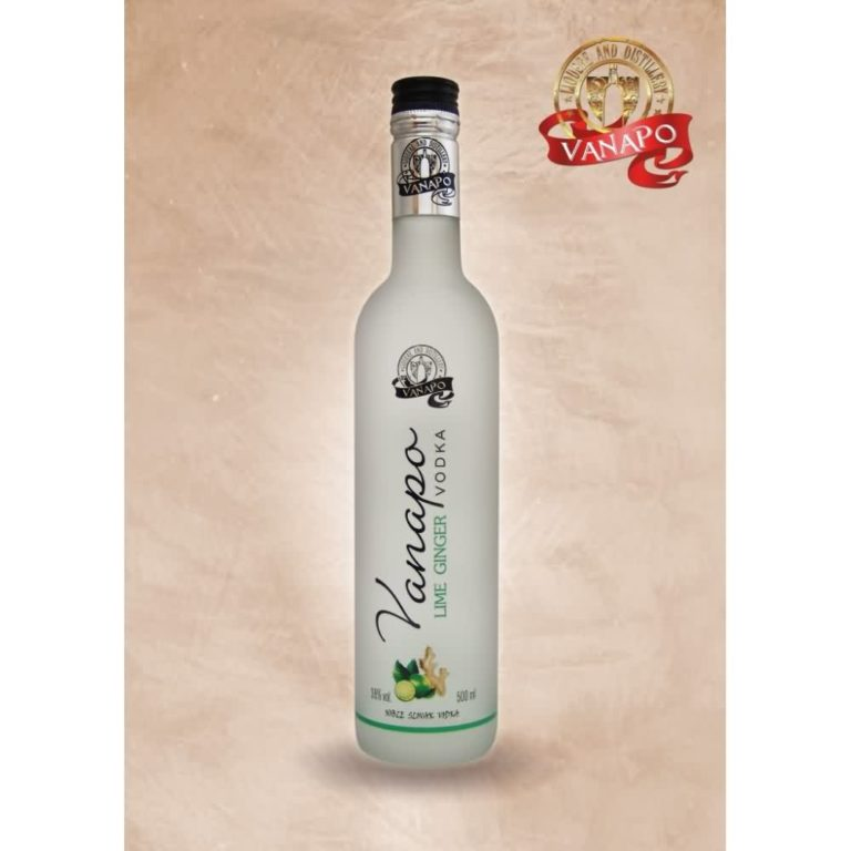 LIME GINGER VODKA 38 05l 1 768x768 - LIME GINGER VODKA 38% 0.5l