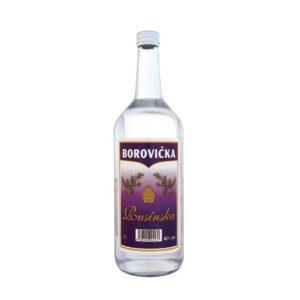 Rusínska borovička 40 1l 300x300 - Rusínska borovička 40% 1l