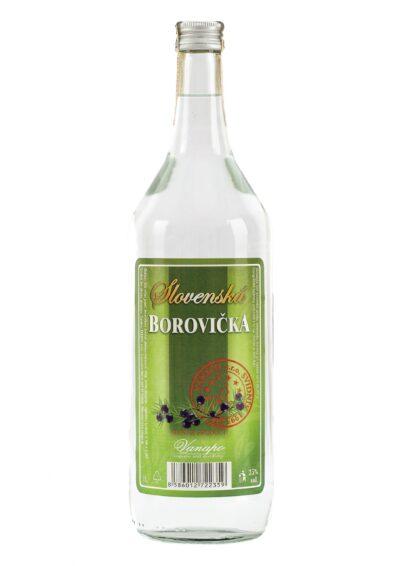 Borovicka Slovenska 35 1L scaled 1 400x566 - Slovenská borovička