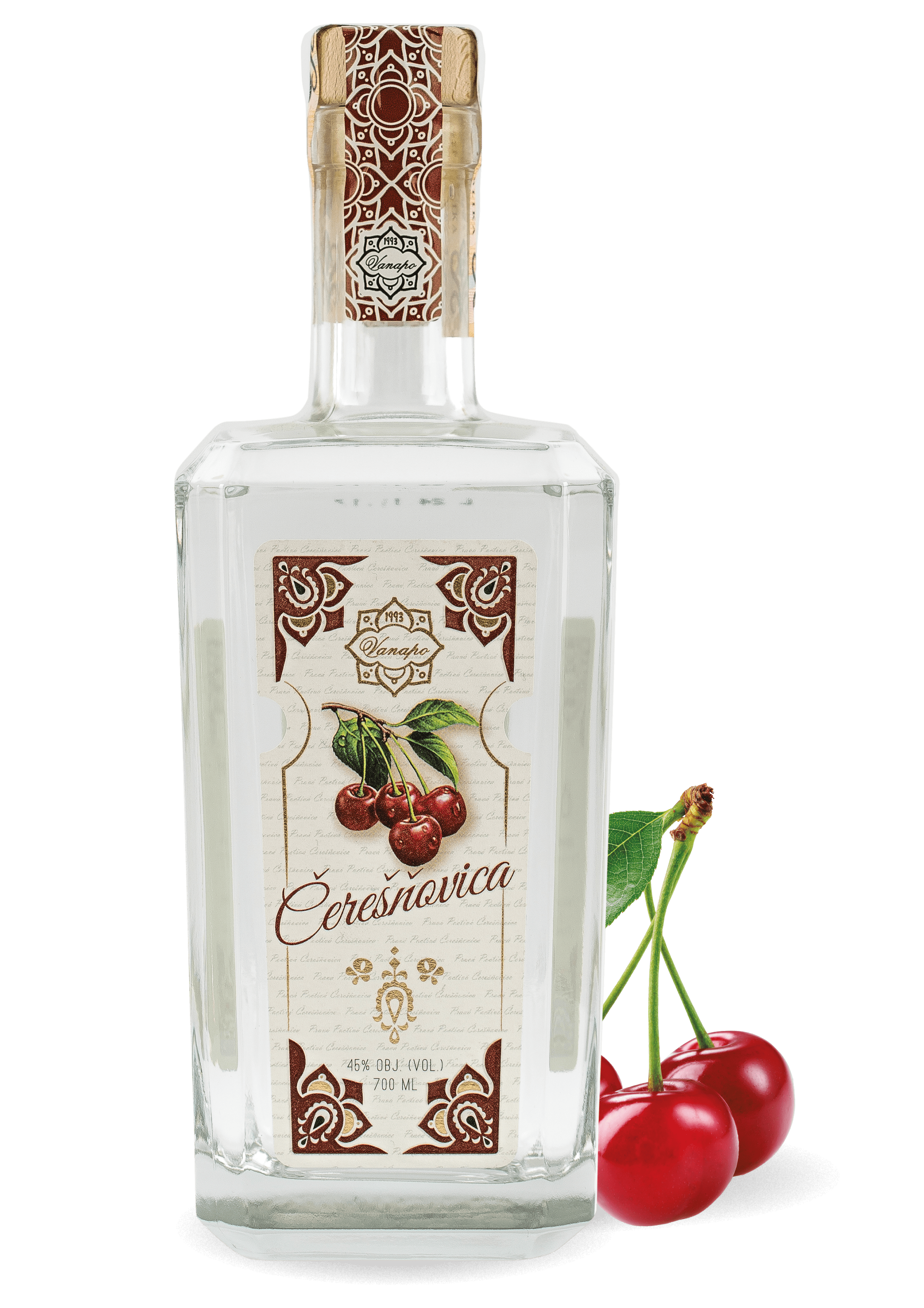 Destilaty5 min - Pravá Poctivá Čerešňovica