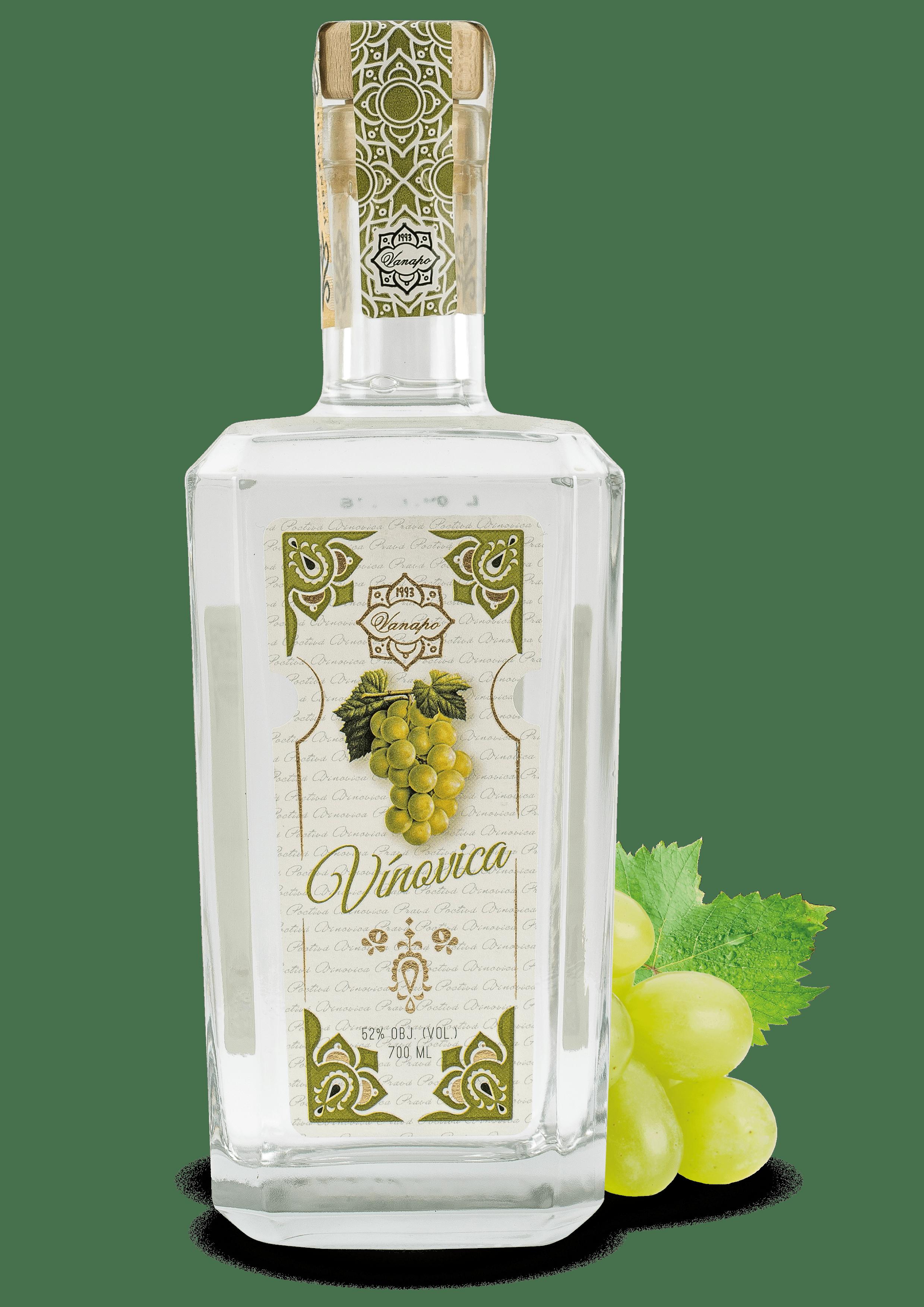 Destilaty9 min - Pravá Poctivá Vínovica