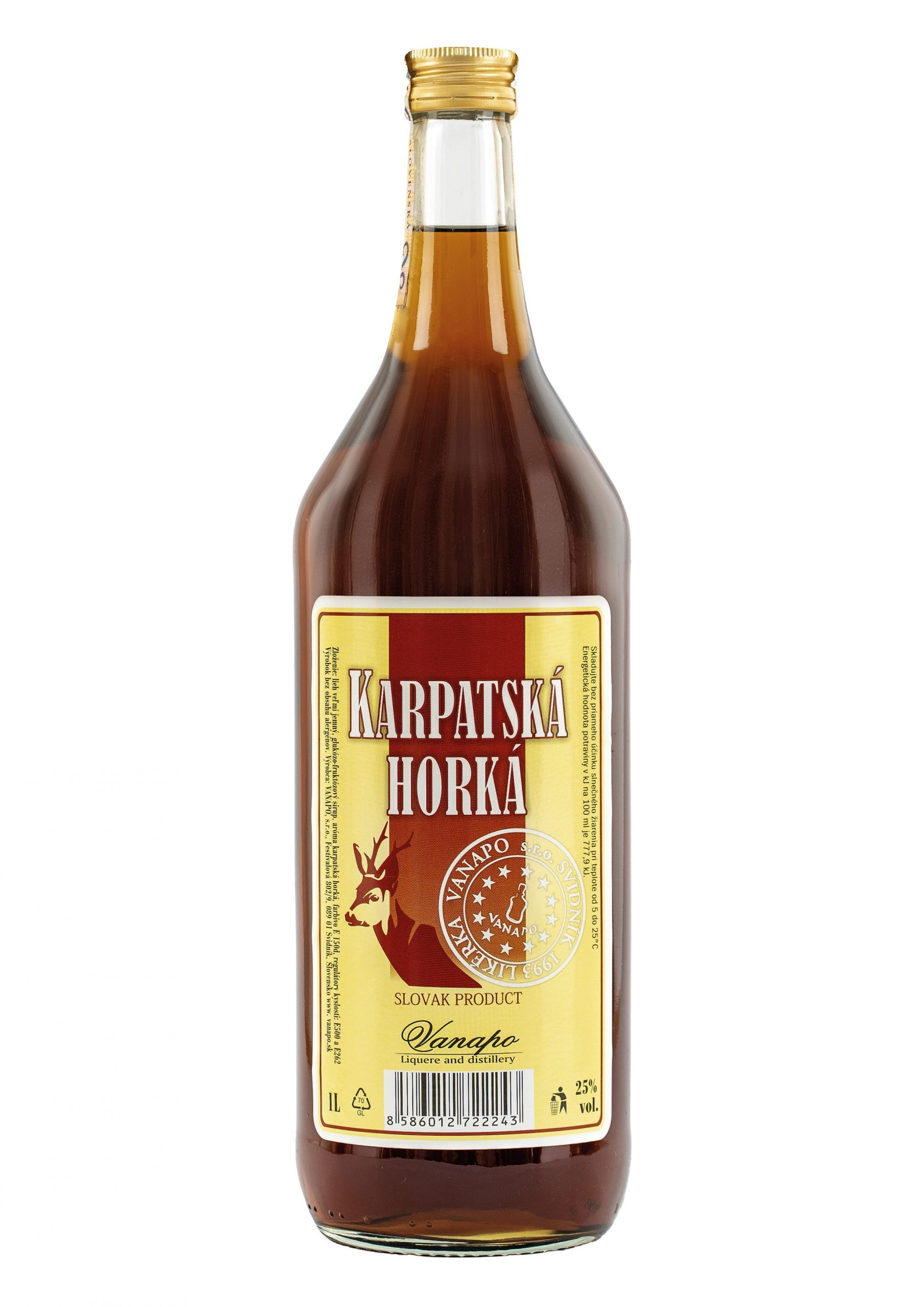 Karpatska Horka 25 1L scaled 1 - Karpatská horká
