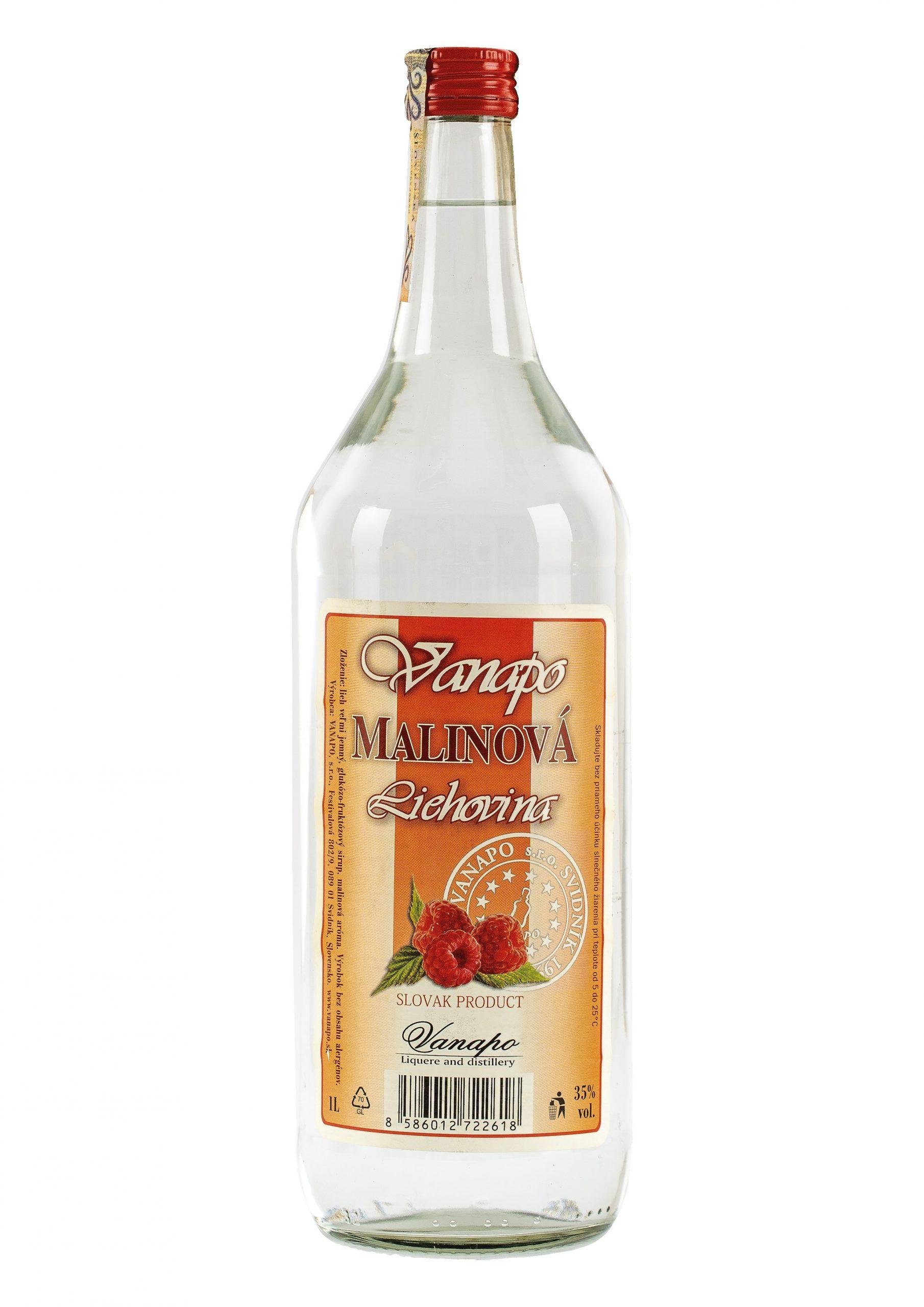Malinova liehovina 35 scaled 1 - Čerešňová liehovina