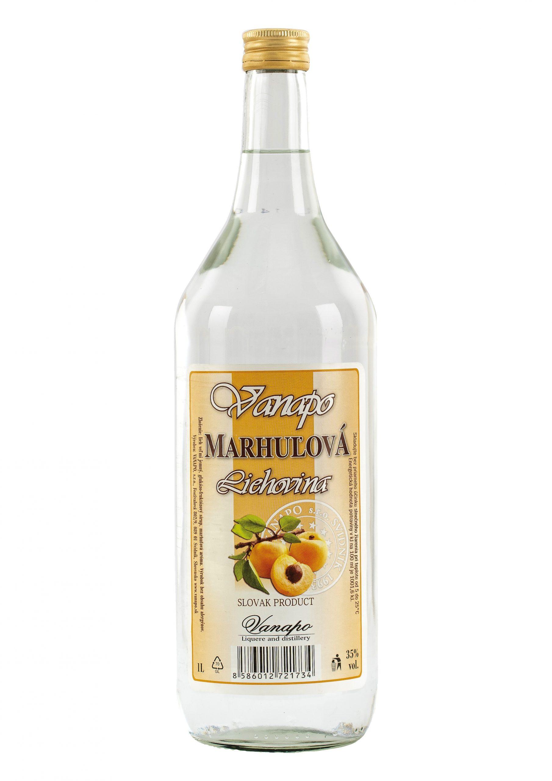 Marhulova liehovina 35 scaled 1 - Marhuľová liehovina