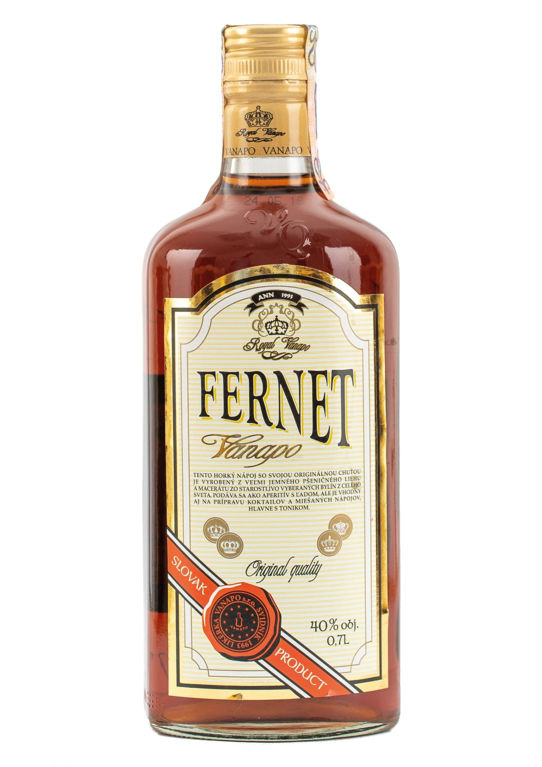 Royal Fernet 40 07L scaled 2 - Fernet Royal 40%