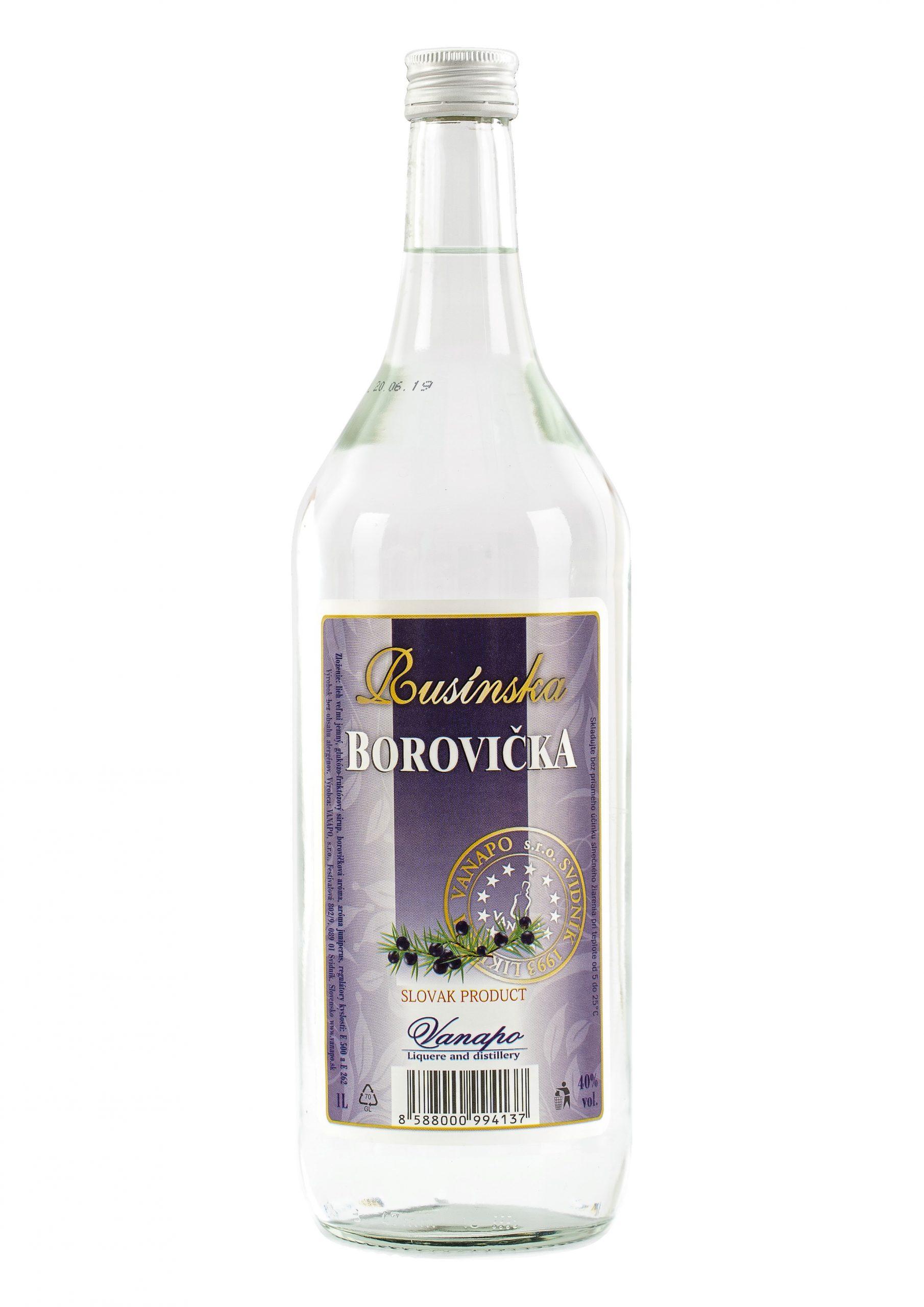 Rusinska Borovicka 40 scaled 1 - Rusínska borovička