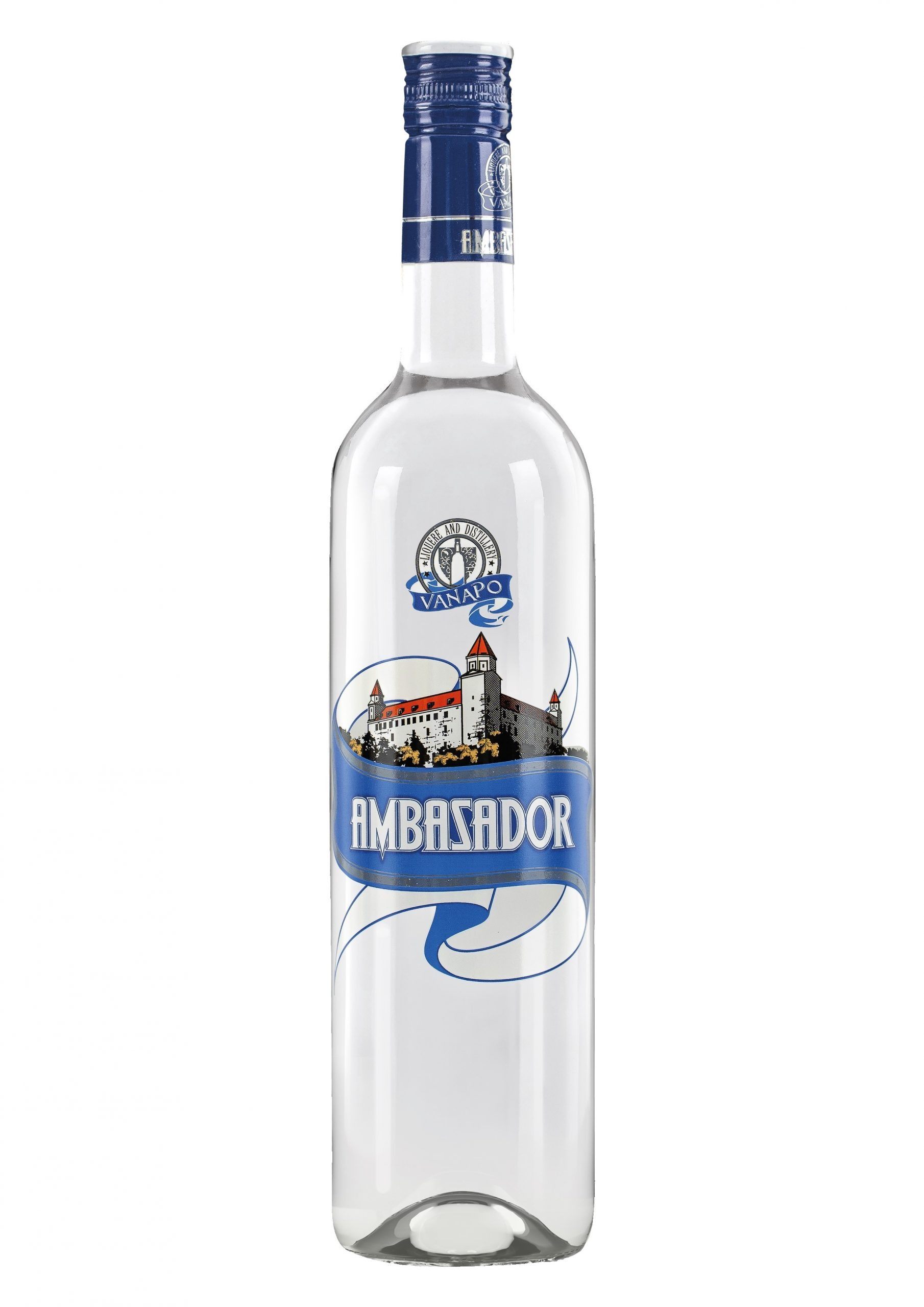 Vodka Ambasador 38 07L scaled 1 - Vodka Ambasador