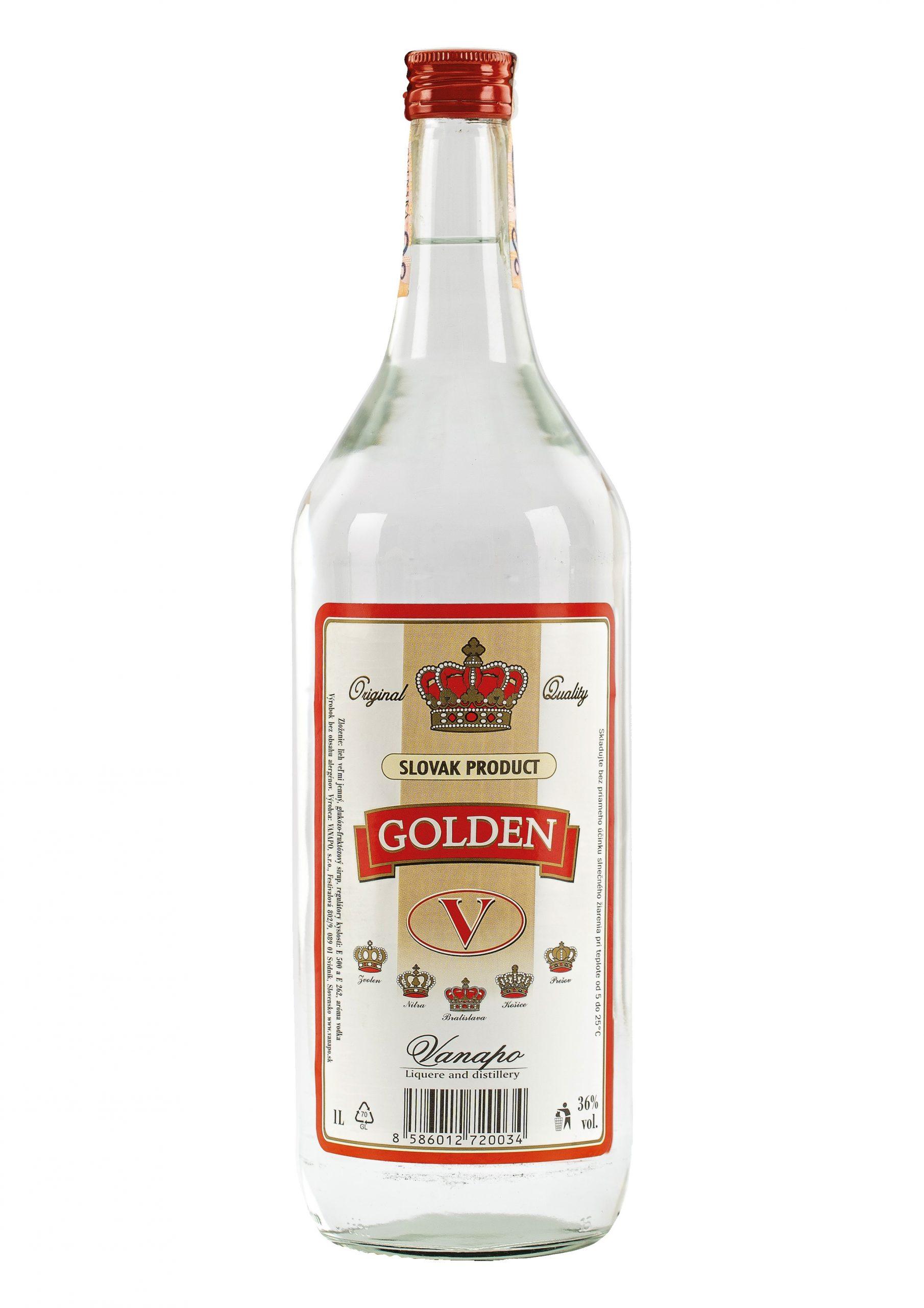 Vodka GOlden Royal 36 1L scaled 1 - Golden Royal V