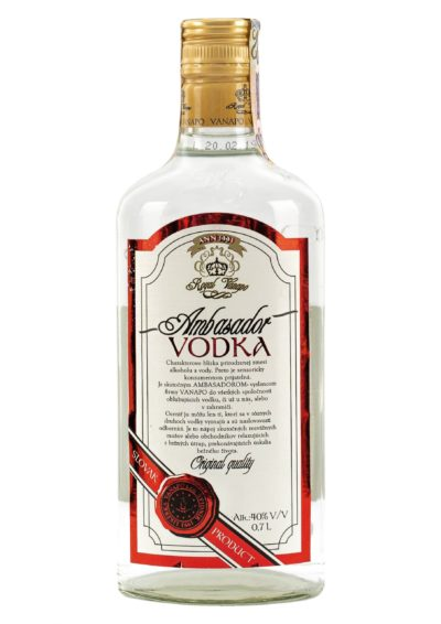 Vodka Royal Ambasador 40 07L scaled 1 400x566 - Ambasador Vodka Royal