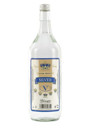Vodka Silver 35 1L scaled 1 300x420 - Silver V