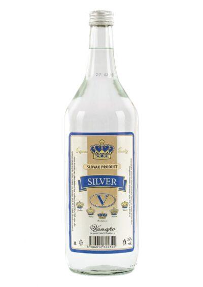 Vodka Silver 35 1L scaled 1 400x566 - Silver V